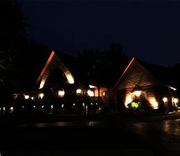 Landscape Lighting In Canton Ohio