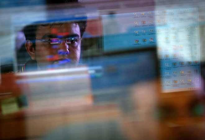 Sensex slips 170 points, Nifty ends below 7,500 ahead of ECB rate decision; BHEL top loser