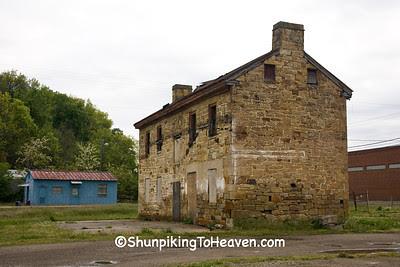 Mary Worthington Macomb House, 1815, Chillicothe, Ross County, Ohio