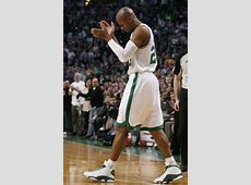 Sneaker Watch: Ray Allen Shoots His Way Into The Hall of