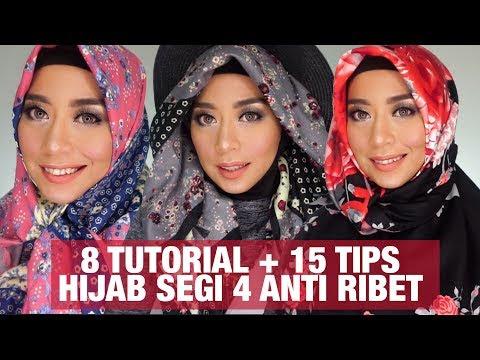 VIDEO : 8 tutorial hijab segi empat dan 15 tips hijab motif anti ribet | savanna mecca - punyapunyahijab segi4 bermotif? aku ada 15 tips dan informasi seputarpunyapunyahijab segi4 bermotif? aku ada 15 tips dan informasi seputarhijabmotif  ...