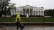 Hurricane Sandy leaves Washington, D.C., drenched and desolate