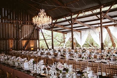 Chic Parisian Wedding in a Rustic Barn   Hey Wedding Lady