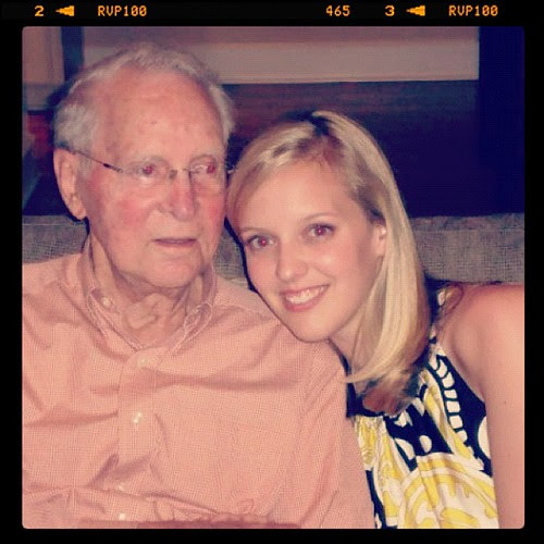 {Day 7} my Daddy Jim will always be an #inspiration #mayphotoaday