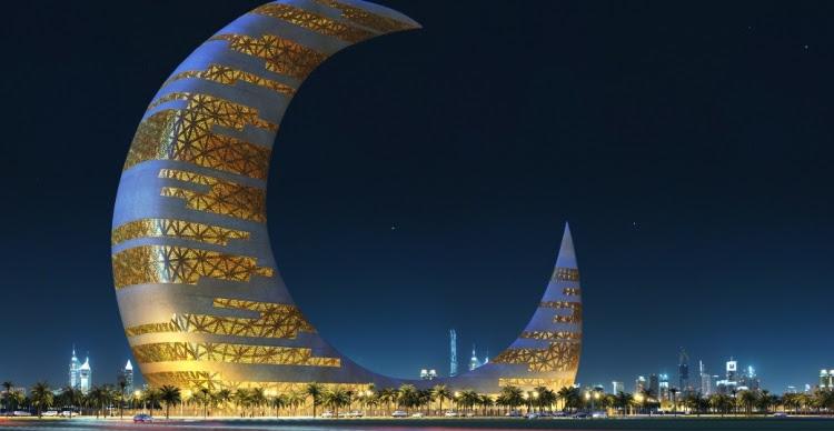 10 Stunning Images Of Futuristic Architecture Listverse