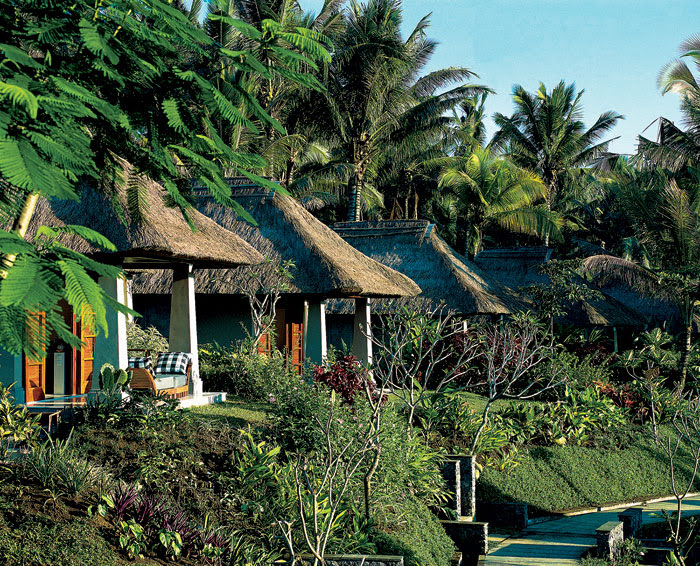 maya ubud private villa terraces