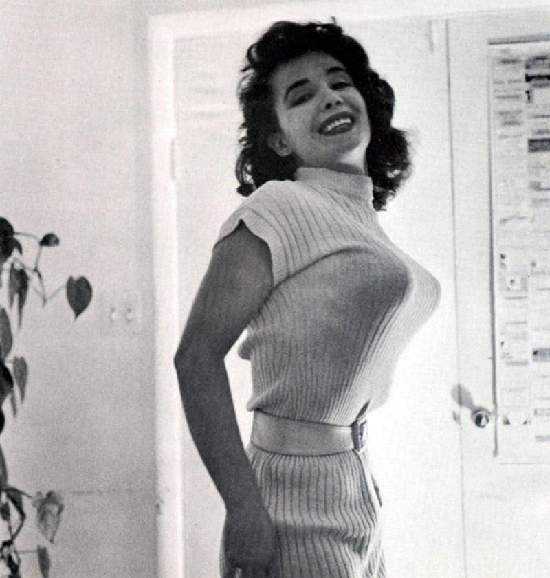 A história das Sweater Girls e os sutiãs-torpedo 21