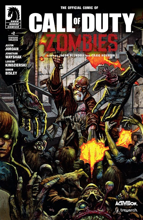All Call Of Duty Zombies Comics