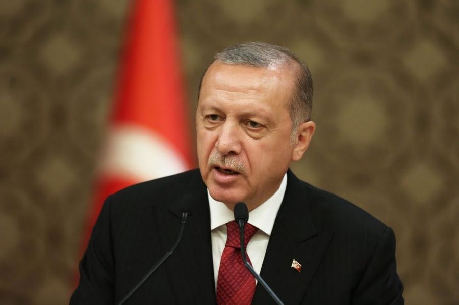 Διπλό μήνυμα Erdogan στις ΗΠΑ: Δεν κάνουμε πίσω για τους  S – 400 και φέρνουμε στον ΟΗΕ την αναγνώριση του Γκολάν