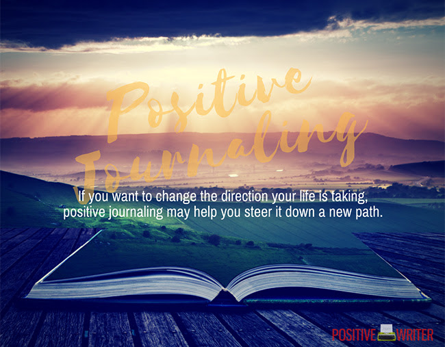 The Superpower Of Positive Journaling In Telling Your Story by Andrea Nordstrom for Positive Writer