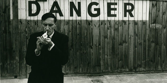 The Daily Quote William S Burroughs Dailyman40com