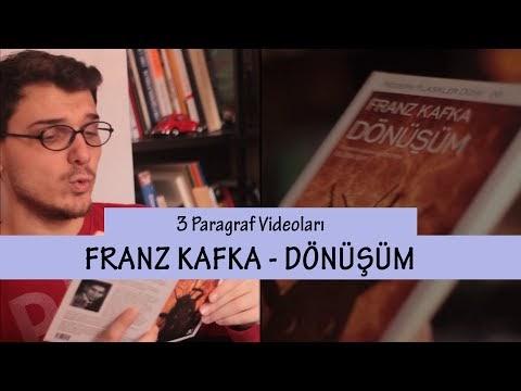 Dönüşüm - F. Kafka | 3 Paragraf Videoları #2 [Video]