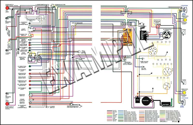 Wiring Diagram For 1959 Chevy Truck Gota Wiring Diagram