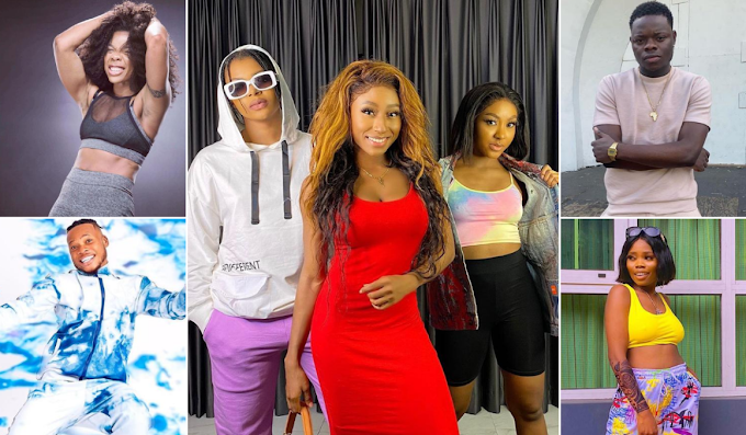 Top Five Nigerian Dancers Leading A Movement