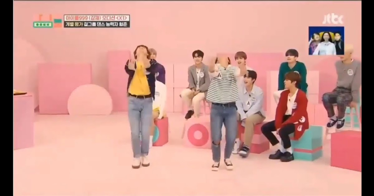 190910 Idol Room Episode 67 - X1 ~ evokpop