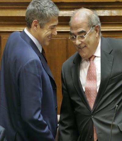 Mário Lino está a ser investigado por favorecimento dos negócios do arguido Manuel Godinho com a Refer, empresa do Estado que então tutelava. Foto de António Cotrim, Lusa.