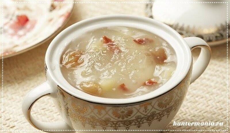 Суп из ласточкиных гнезд
