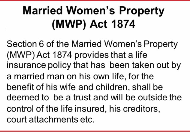 Hey Married Men - Do you know about buying Life Insurance ...