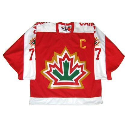 Canada 1977 WC R #77 jersey photo Canada1977WCR77F-1.jpg