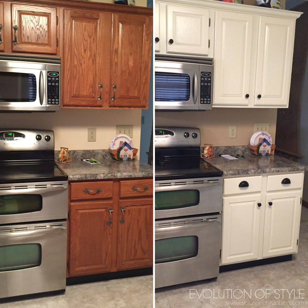 Oak kitchen Refresh - D. Lawless Hardware