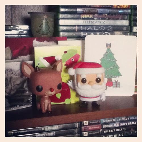 Goodbye Christmas 2012!