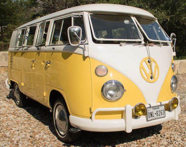 Volk Wagon 1965 Volkswagen Bus For Sale