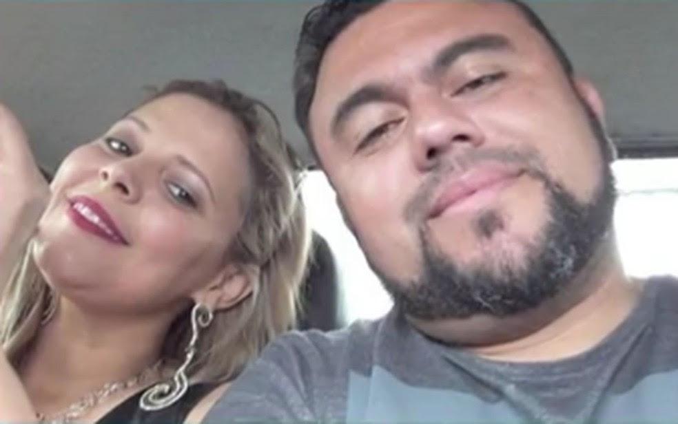 Corpos de casal serão levados para a Paraíba (Foto: Reprodução/TV Sergipe)