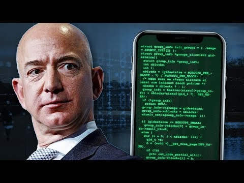 How Amazon CEO' iPhone Got Hacked