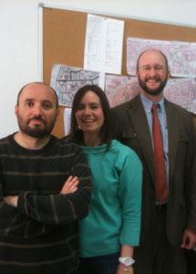 Algunos de los especialistas del estudio (amplíe para ver el equipo completo)