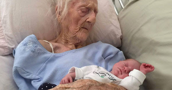 gozzylousblog com 101 year old woman gives birth after successful