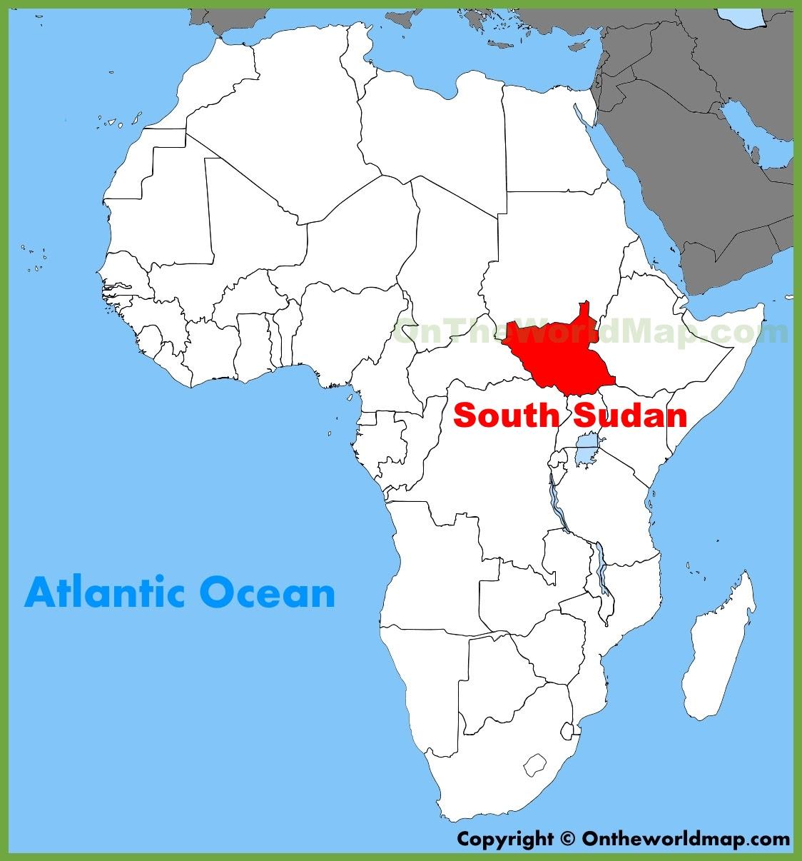 Sudan Africa Map | Map Of Africa on kassala sudan, nyala sudan, omdurman sudan, el obeid sudan, khartoum sudan, juba sudan, wad madani sudan,