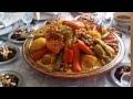 Recette Couscous Hanane