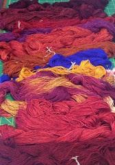 Silk warps