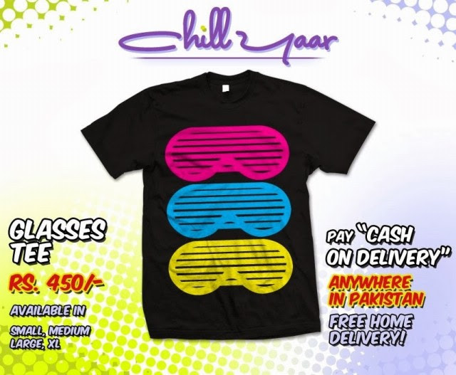 Mens-Boys-Wear-Beautiful-New-Look-Graphic-T-Shirts-2013-14 by Chill-Yaar-Logo-Tees-1