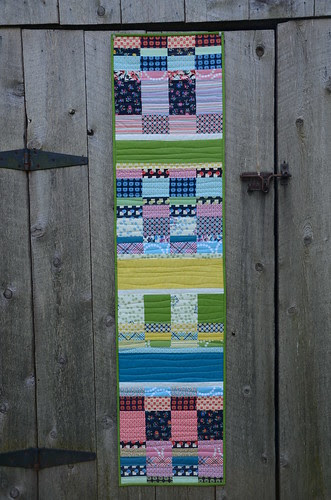 Shelburne Falls Table Runner