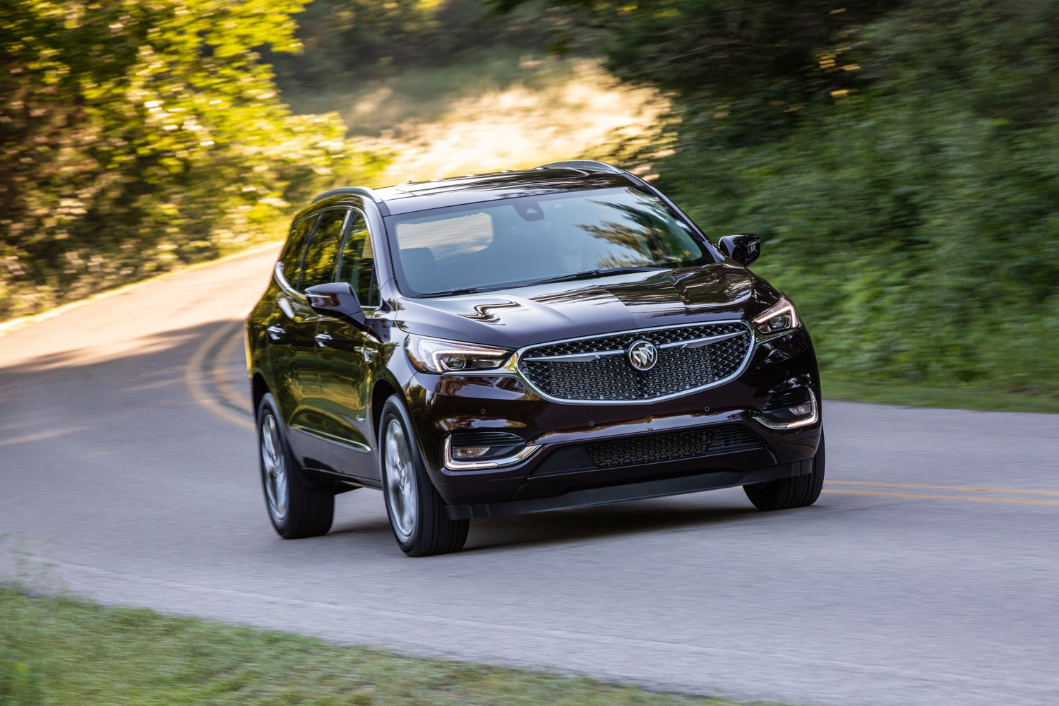 2020 buick enclave sport touring package debuts  gm authority