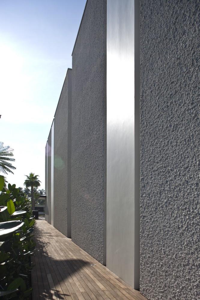 Casa Sun Cap - Wallflower Architecture + Design, Arquitectura, casas, diseño