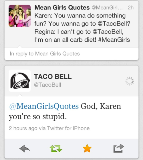 Oh Taco Bell You Make Me Laugh Funny