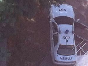 Patrulla-display