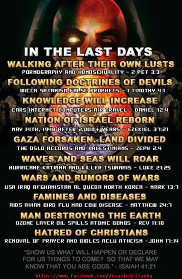 Quotes About End Times 96 Quotes