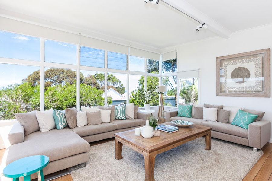 Stunning Beach House In Sydney Australia 4betterhome