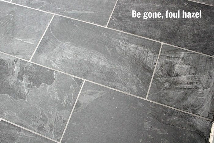 How to get rid of leftover grout haze quickly and easily ...