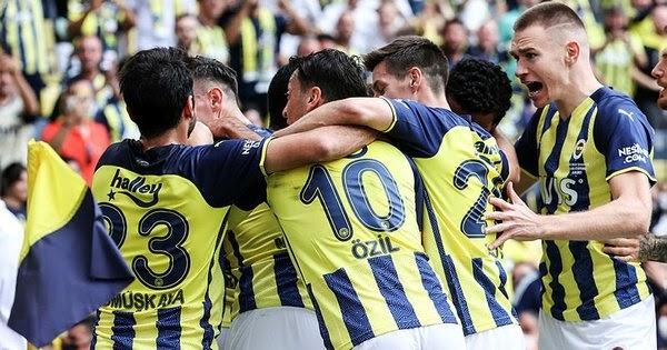 Fenerbahçe  Eintracht Frankfurt Canlı maç izle - maç linkleri