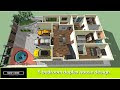 1 Floor 5 Bedroom House Plans 3d