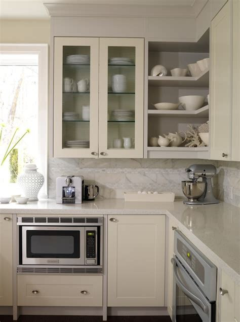 kitchen  cream cabinets contemporary kitchen ici