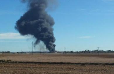 Αποτέλεσμα εικόνας για πηρε φωτιά αεροπλάνο μας στηνΚρήτη