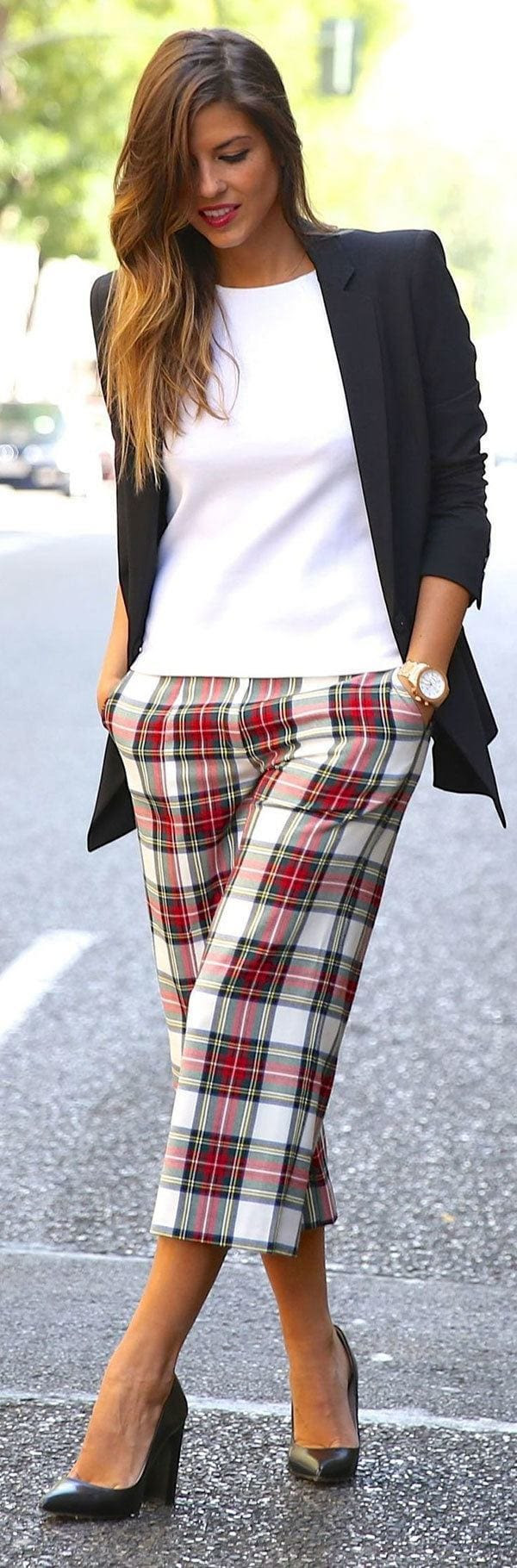 culottes outfits ideas24 ideas how to wear culottes this year