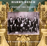 Harry Reser - Trainin' The Fingers
