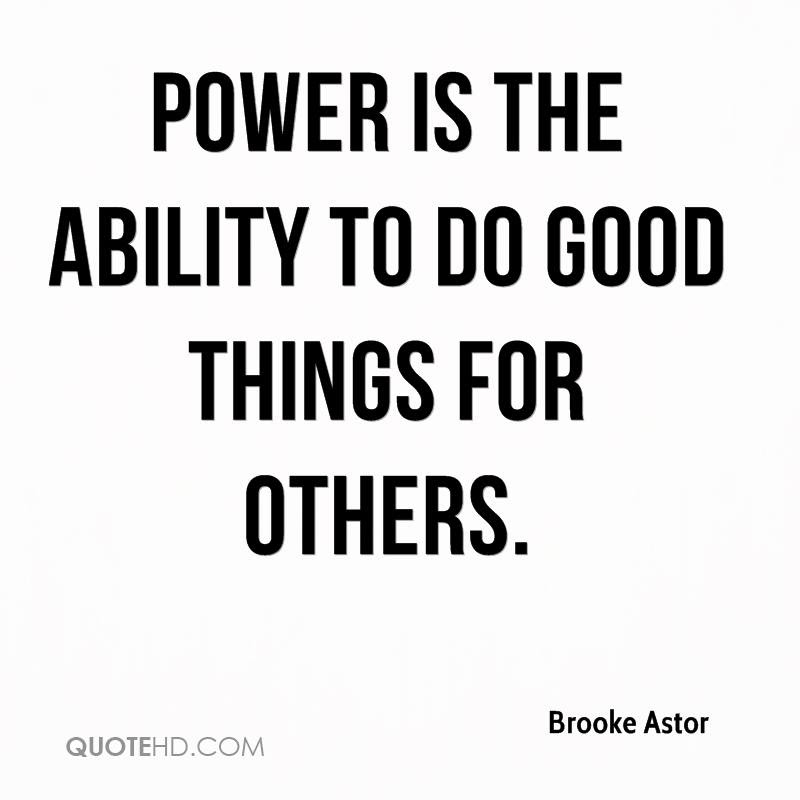 Brooke Astor Quotes Quotehd