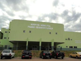 hospital municipal de foz do iguaçu (Foto: Assessoria de Imprensa / Pró-Saúde)